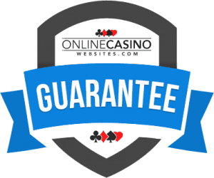 OnlineCasinoWebsites.com.au guarantee of safety and quality