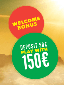 Online casino bonus offer