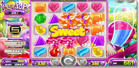 sugarpop online slot