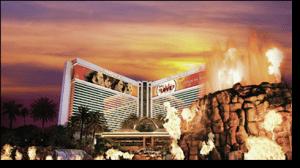Mirage Casino in Las Vegas