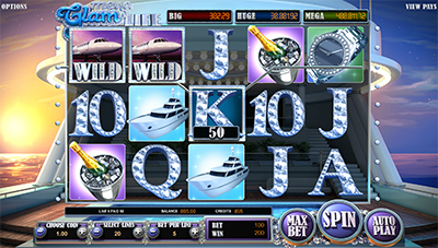 Mega Glam Life slot game