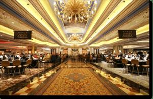 Venetial in Macau