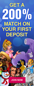 Slots.lv welcome bonus for new sign-ups