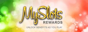 Slots.lv MySlots loyalty and reward program