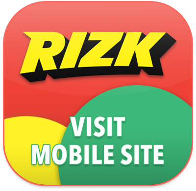 Rizk Casino mobile site