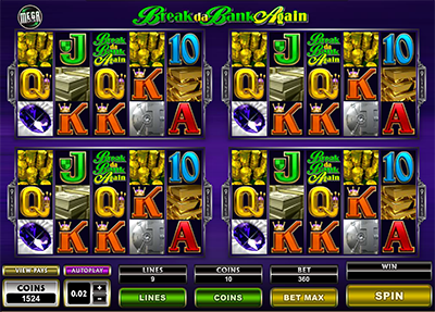 Mega Spin real money slots games