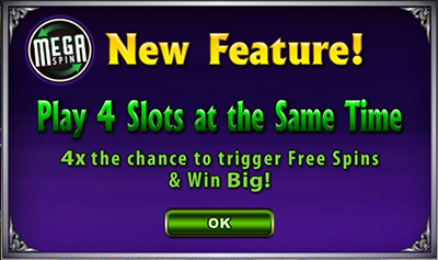 Play more than one slot at once