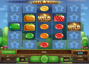 Reel Rush 3125 Ways online slots