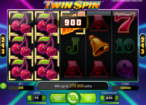 Twin Spin 243 Ways online slots