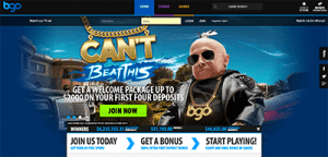 BGO high-stakes casino website
