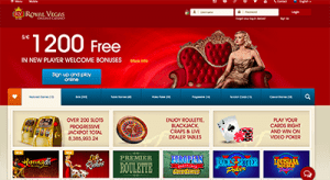 Royal Vegas high-stakes casino website