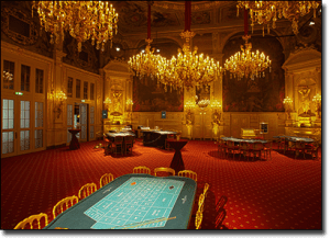 Baden Baden Casino in Germany