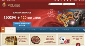 Royal Vegas online casino for players in France