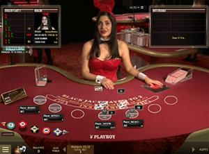 Live Dealer Playboy Bunny games online