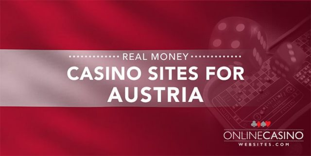 Online casino websites for players in Austria