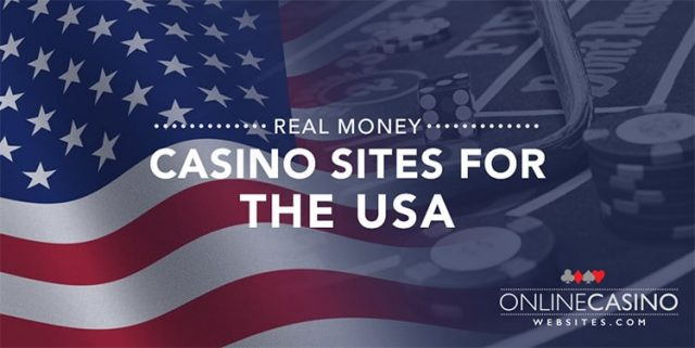 Real money casino sites in the USA - Legal online gambling