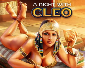 A Night With Cleo online slots for adults