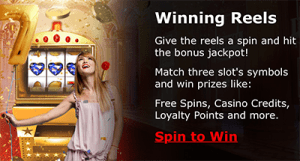 All Slots Casino promotion example