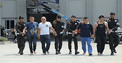 Chinese nationals kidnapped