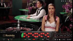 Evolution Gaming live dealer roulette online