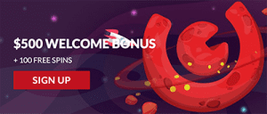 Guts Casino online welcome bonuses and promotions