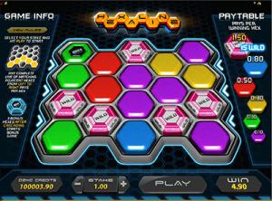 Hexaline niche casual game at online casinos