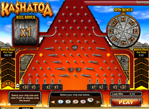 Kashatoa online casino game