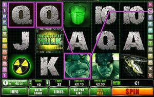 The Incredible Hulk online slots progressive jackpot