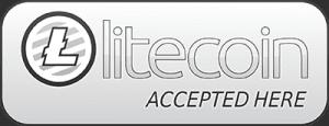 Litecoin deposit option