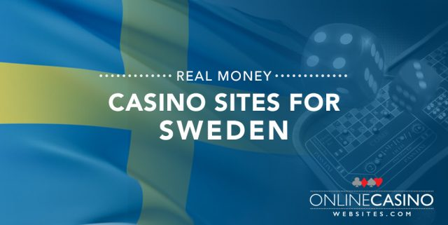 Swedish online casino sites legal and safe