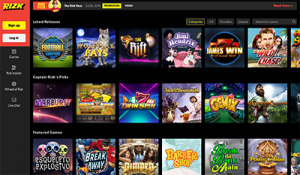 Rizk.com online casino