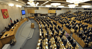 Russian commitee wants Duma to approve bill