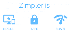 Zimpler security