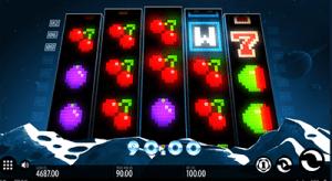 Arcader slot game