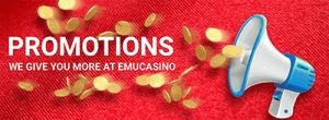 Emu Casino promos