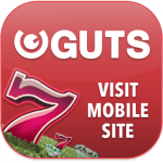 Guts Casino mobile