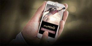 MGM launches branded online gambling site