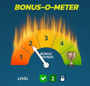 Thrills.com bonus meter