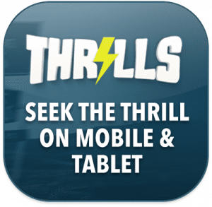Thrills.com mobile
