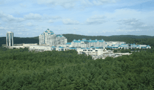 Foxwoods Resort Connecticut