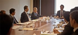 Japan bill topics discussed