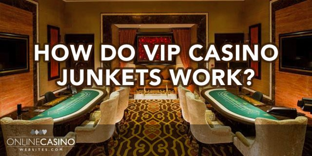 How do casino junkets work?