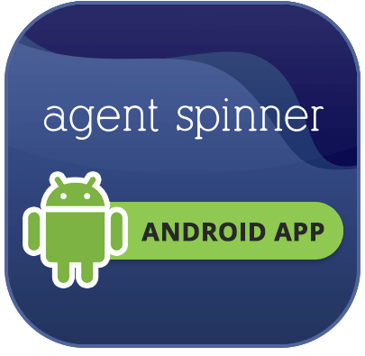 Agent Spinner Android mobile casino site