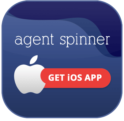 Agent Spinner iOS mobile casino