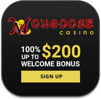 Mongoose Casino mobile casino app
