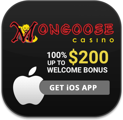 Mongoose Casino iOS mobile casino