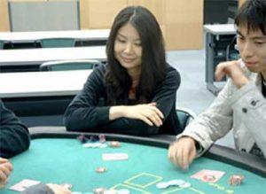 Japanese lawmakers debate over poker