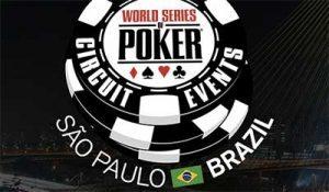 WSOP Brazil circuit