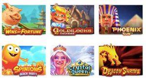 Slots Million cartoon graphics